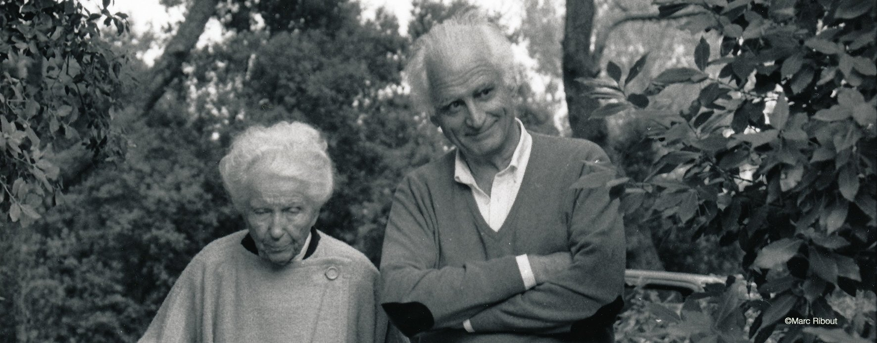1988 AGS et Michel Serres-M.Riboud