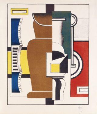 Fernand Léger, Le Vase