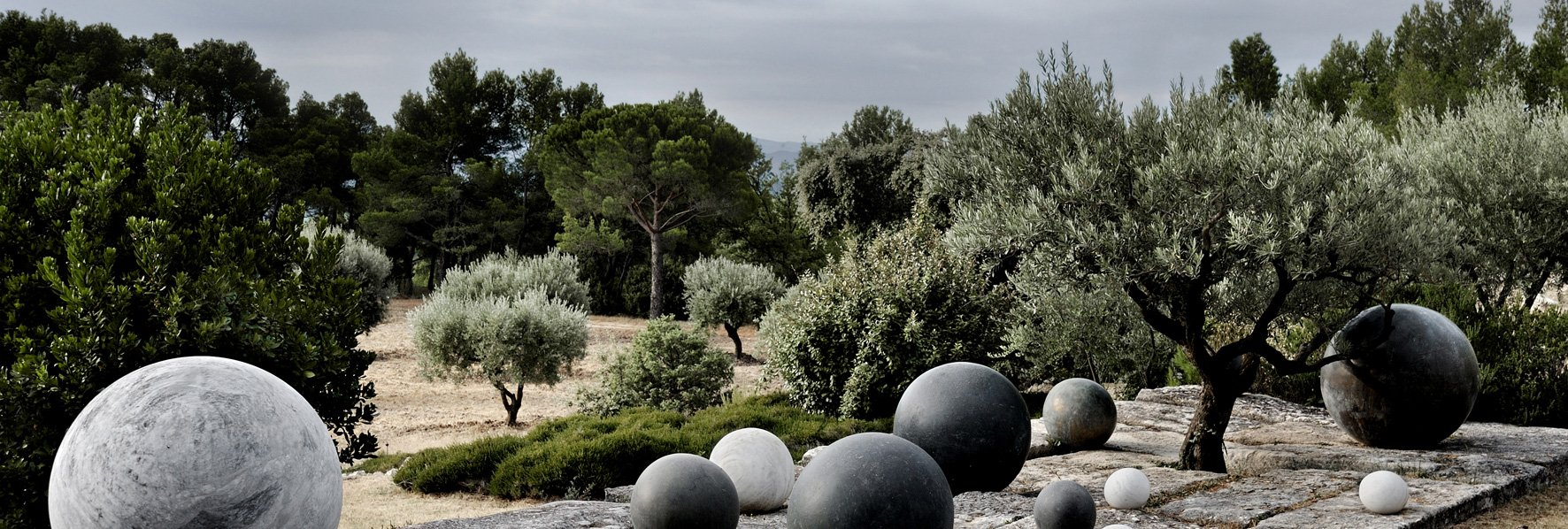 Sphères © Dominique Laugé