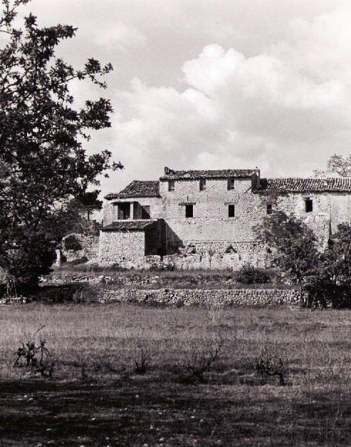 1960 Sîte Grande maison